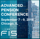 Advanced Pension Conference | Chicago, IL. 9/7-9/2016