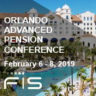 Advanced Pension Conference | 2/6-8/2019 | Orlando, FL